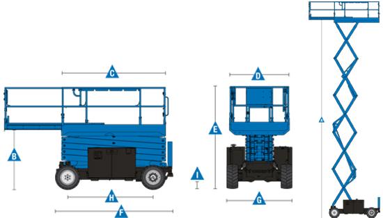 GENIE GS 2669 DC